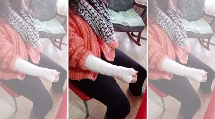 VIDEO: Bullying en la escuela: La obligaron a comer pasto y le fracturaron 4 dedos: Se trata de una nena de 12 años que fue víctima del…