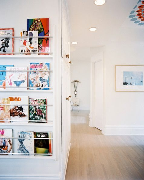 9 Wall Storage Ideas That You Need To Try: 1000+ Ideas About Magazine Rack Wall On Pinterest