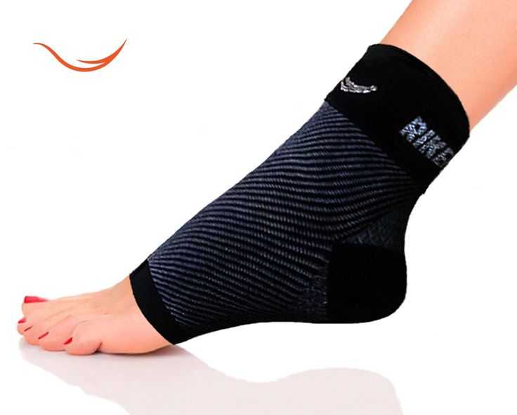 Amazon.com: #(1 Pair) Best Plantar Fasciitis Foot Sleeves Ankle Graduated Compression Sleeves Brace Plantar Sock for Men & Women, Reduce Ankle Swelling, Ankle Spur, Improves Blood Circulation for Fast Recovery, Optimal Support for Muscle Endurance - Heel Arch Support/ Ankle Compression Socks: Sports & Outdoors