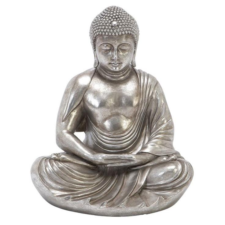 Uma Small Polystone Buddha Decorative Figure Beyond The Rack Home Decoration Ideas Interior