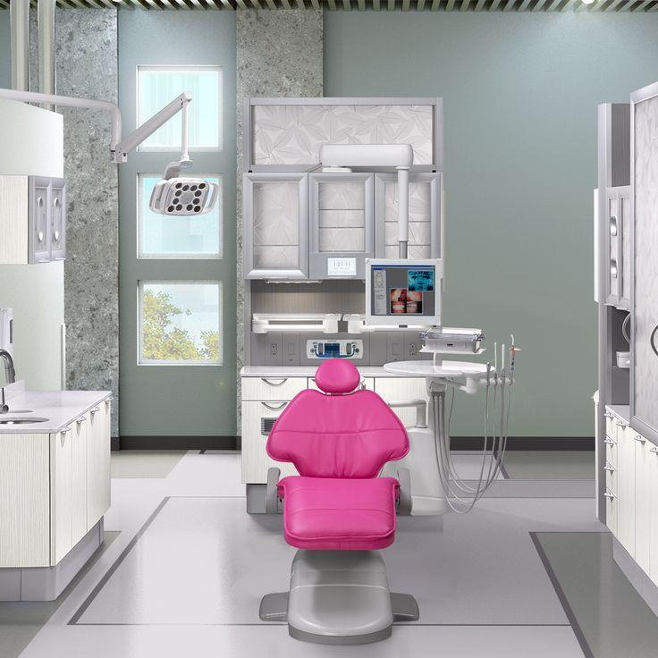 Tasios Orthodontics: A-dec Inspire Dental Furniture With The A-dec 500 Dental