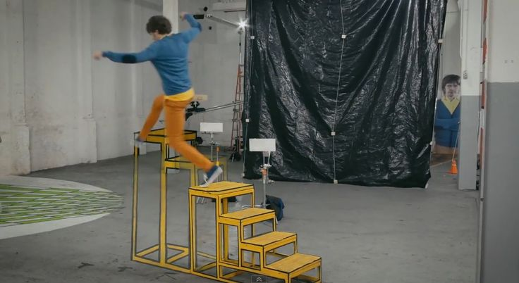 OK Go New Video - The Writing's On the Wall
