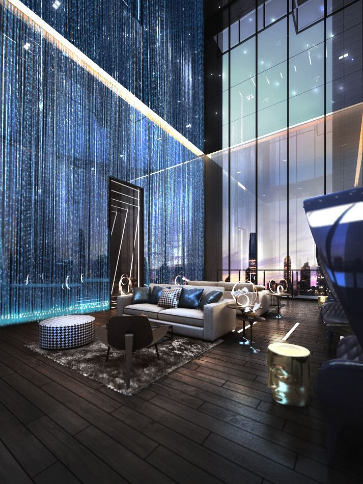 Thats ITH Interior Sky Lounge Design Ideas