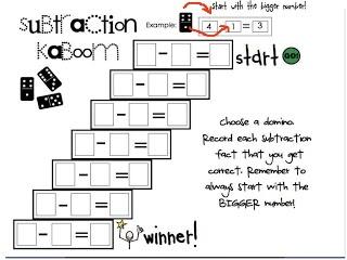 70 best Subtraction Activities images on Pinterest
