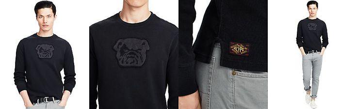 Polo Ralph Lauren Bulldog Jersey Pullover