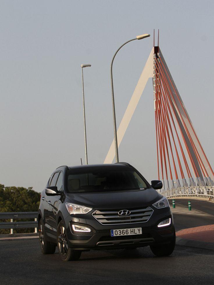 Foto Exteriores (77) Hyundai Santa-fe Suv Todocamino 2012
