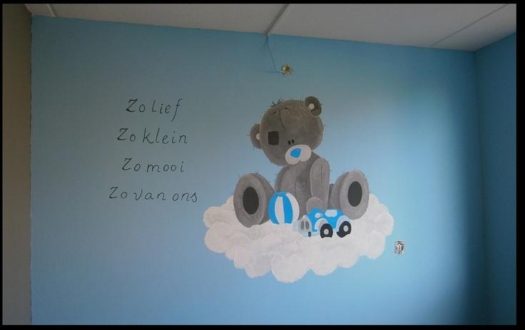 Google Image Result for http://www.xios-muurschildering.nl/attachments/Image/me_to_you_beertje_muurschilderingen__kinderkamer_decoratie__baby_kamer___muurbeschildering.jpg