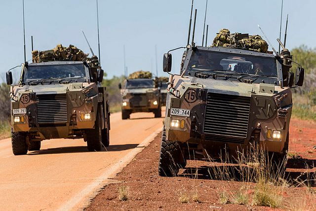 The Australian Government Department of Defence has announced, Thursday, December 1, 2016, that the weapon systems mounted on the Bushmaster 4x4 Protected Mobility Vehicles are set for an upgrade. The Bushmaster is a highly mobile, ballistics, mine and improvised explosive device (IED) blast resistant Protected Mobility Vehicle (PMV) designed and manufactured by Thales Australia.