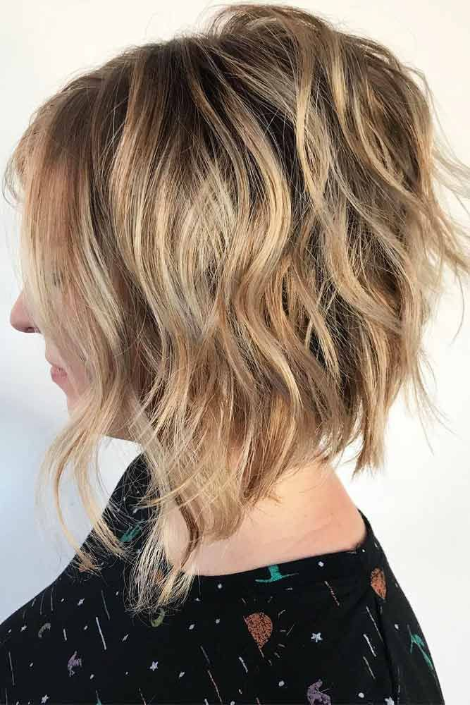 27 Layered Bob Hairstyles For Extra Volume And Dimension Layered Bob Hairstyles Angled Bob Haircuts Bob Hairstyles