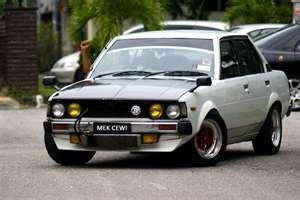 Toyota KE70 Malaysia