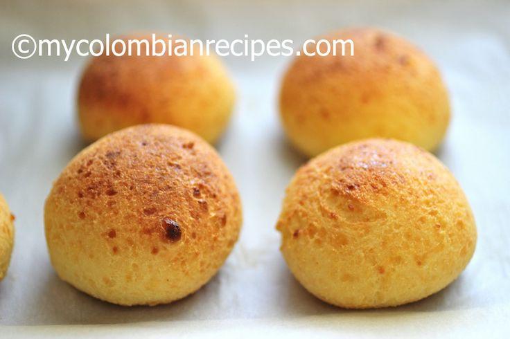 Colombian Cheese Bread (Almojábanas)