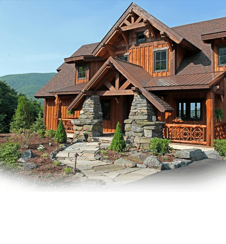Timber Framed Home Designs: WoodWorking Projects & Plans