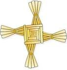 Celtic Symbols -St Bridget Cross
