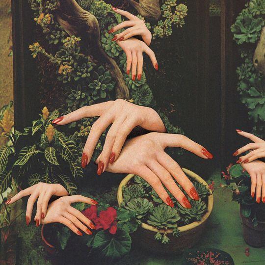[ Collage Art by Mariano Peccinetti ]