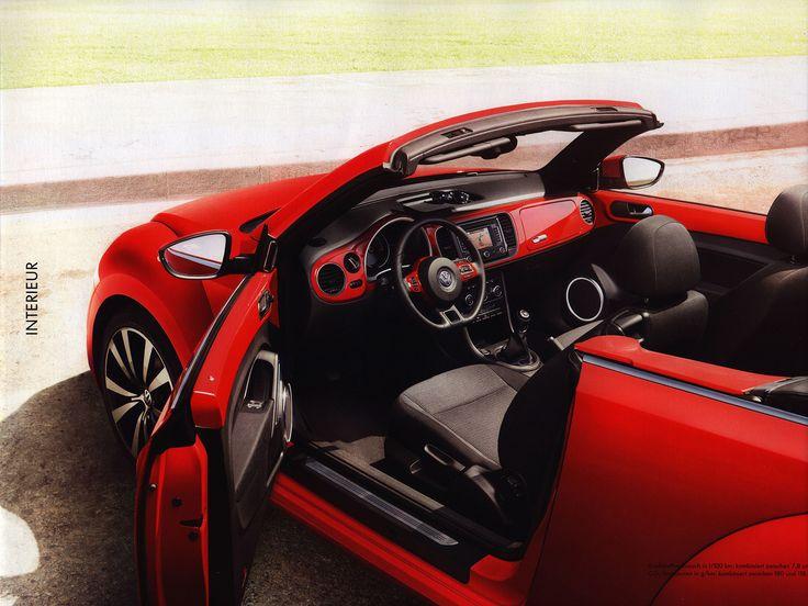 https://flic.kr/p/HRMgJd   Volkswagen Beetle - The 21st Century Beetle Cabriolet; 2013_2