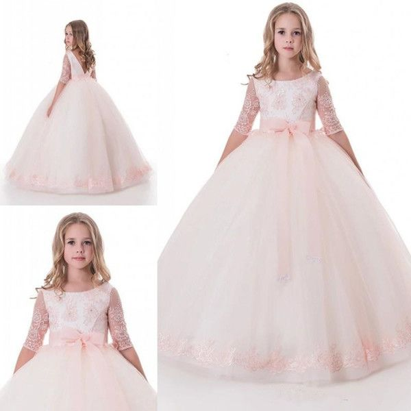 I found some amazing stuff, open it to learn more! Don't wait:https://m.dhgate.com/product/princess-light-pink-girls-pageant-dresses/395776061.html