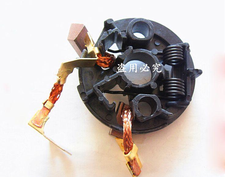 Starter Motor Carbon Brush Holder For VW Santana Jetta Chevrolet Lova Buick GL8 Excelle Regal