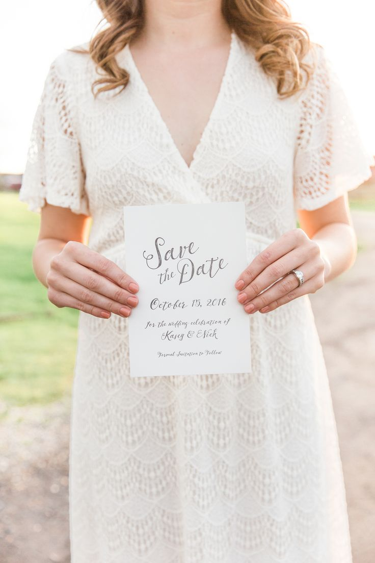 Letterpress save the dates with hand-lettered calligraphy — Sonoma County Wedding Collective — Photography by Jana Contreras Studios ... #petaluma #sonomacountyweddings #sonomacounty #wedding #weddingphotography #farmhouse #weddinginvitation #savethedate #handlettering #letterpressweddinginvitation #letterpress
