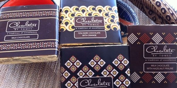 Chocolates by Tomes