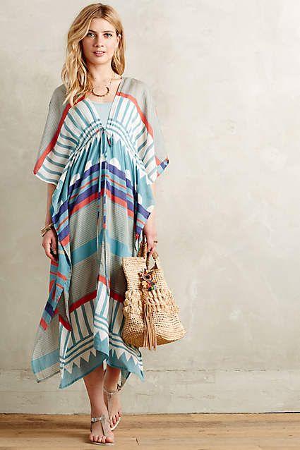 Quintana Maxi Dress - #anthroregistry