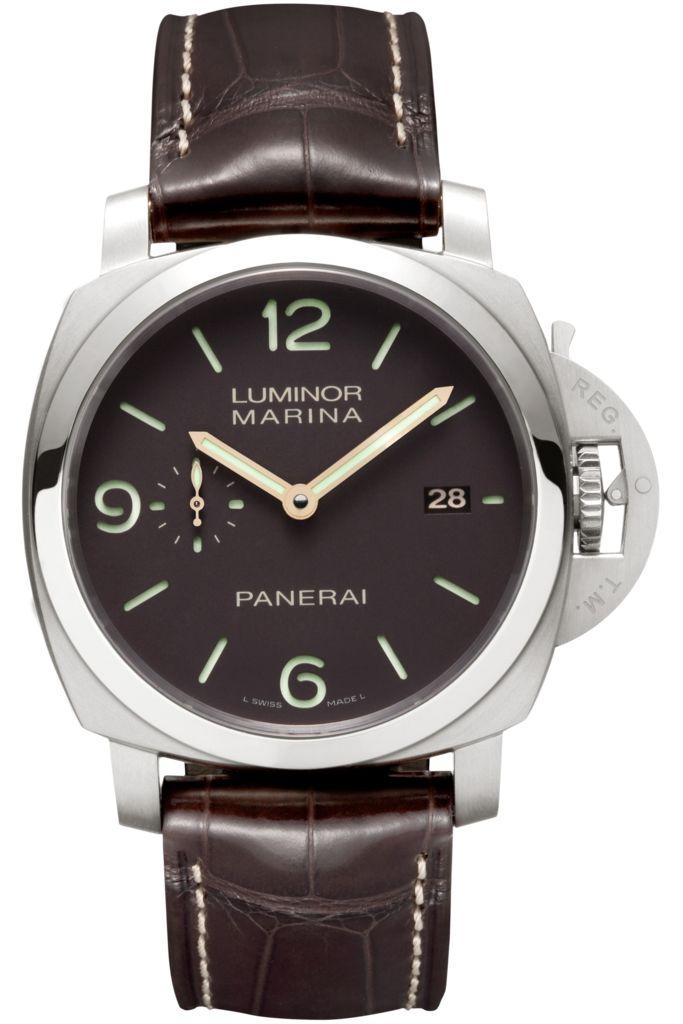 Luminor Marina 1950 3 Days Automatic Titanio - 44mm PAM00351 - Collection Luminor 1950 - Officine Panerai Watches