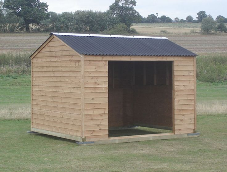 Best 25 field shelters ideas on pinterest tack shed ideas lean mobile field shelters timber towing frame single mobile field shelter no overhang ccuart Image collections