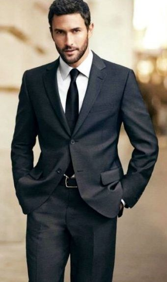 Nice classic suit