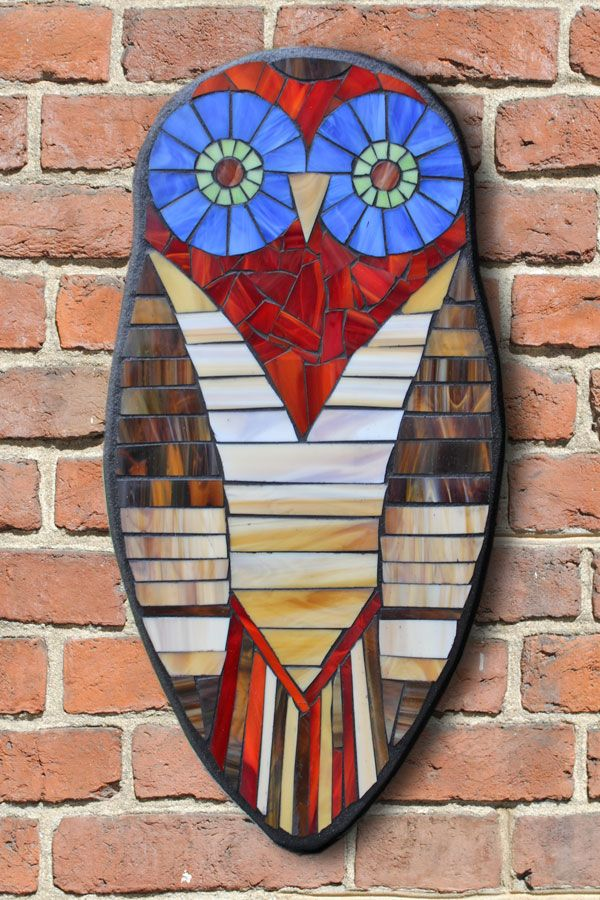 Best 25 owl mosaic ideas on pinterest mosaic art for Craft workshops near me