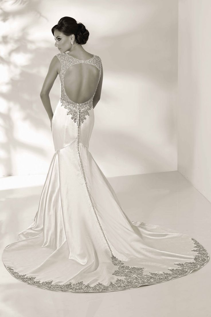 10 best Cristiano Lucci Gowns images on Pinterest | Short wedding ...