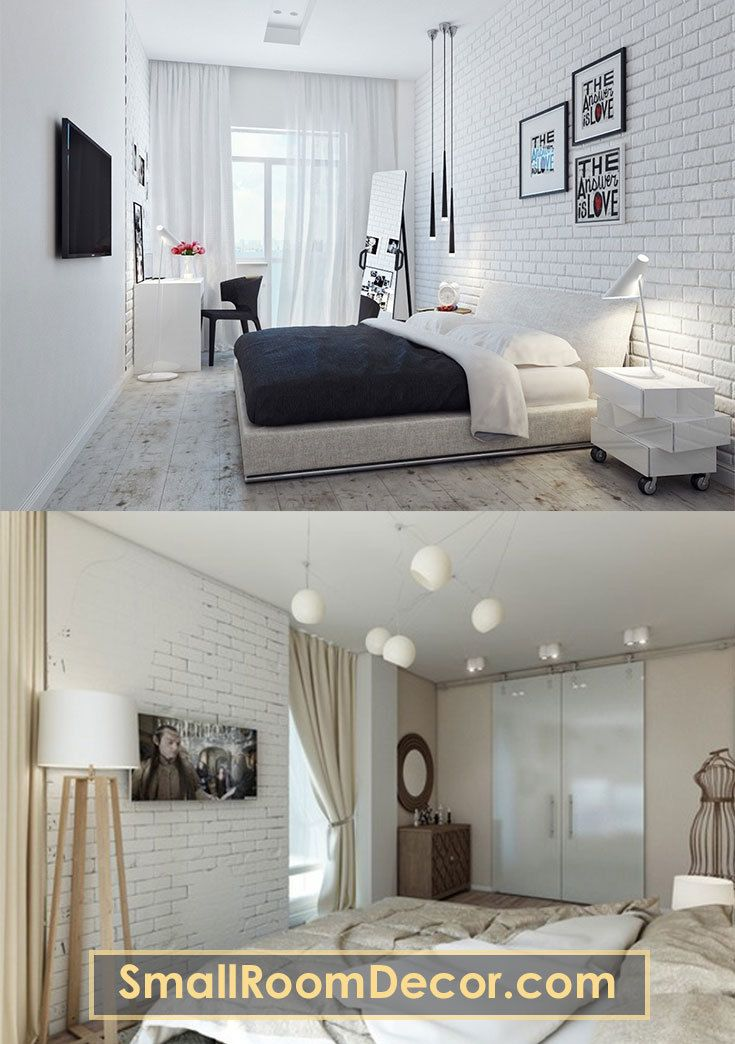 9 Modern Small Bedroom Decorating Ideas Minimalist Style On A Budget Small Bedroom Decor Small Bedroom Bedroom Interior