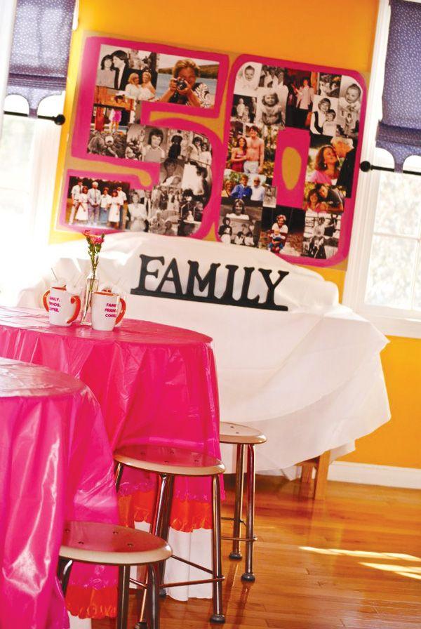 ... 50 on Pinterest | 40th birthday, Sweet sixteen and Dessert tables