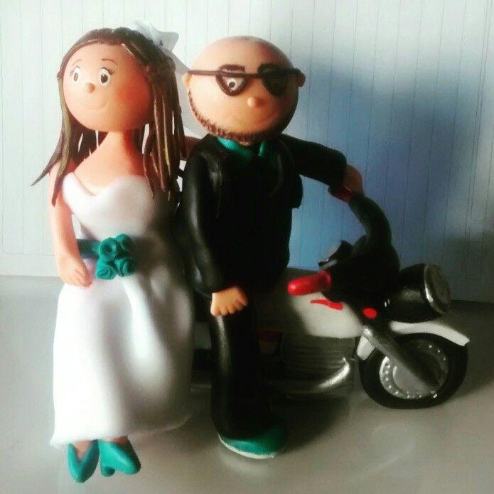 Novios wedding boda toppers
