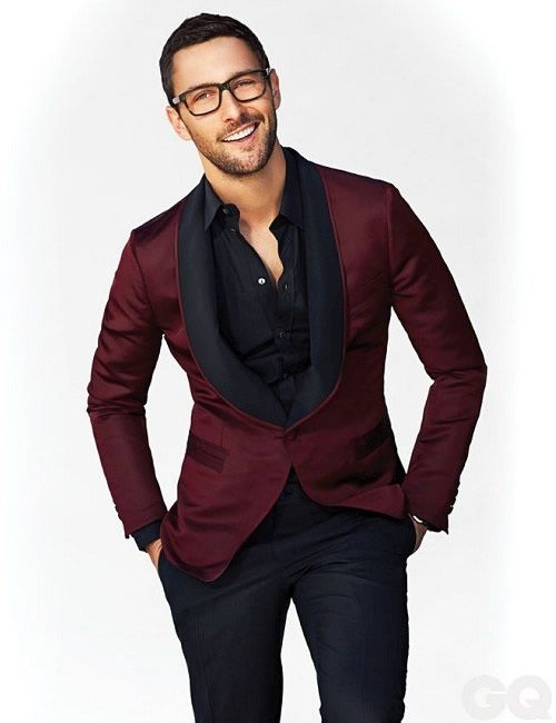Noah Mills for GQ Mexico love this jacket