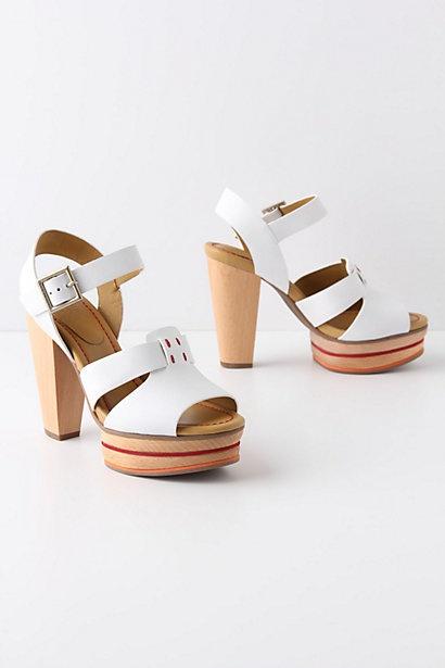 July Third Heels #anthropologieChloe July, Summer Shoes, Chloe Heels, July Third, Third Heels Anthropologie 380, Heels Shoecraz, Heels Anthropology, Chunky Heels, Shoes Heels