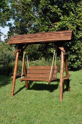 Garden Swing Add Roof