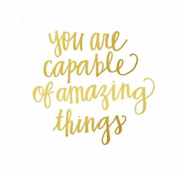 Yes, you are! #inspiration