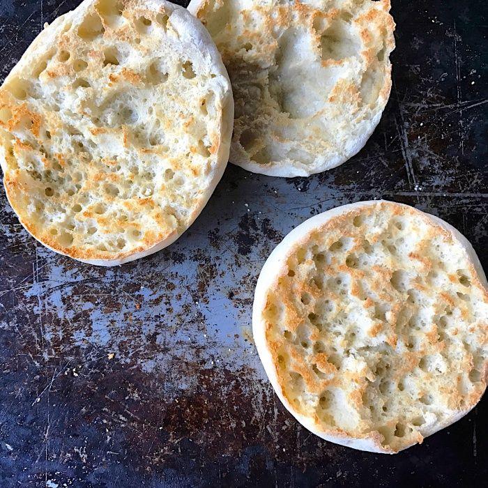 Best Ever English Muffins - Wendyl's
