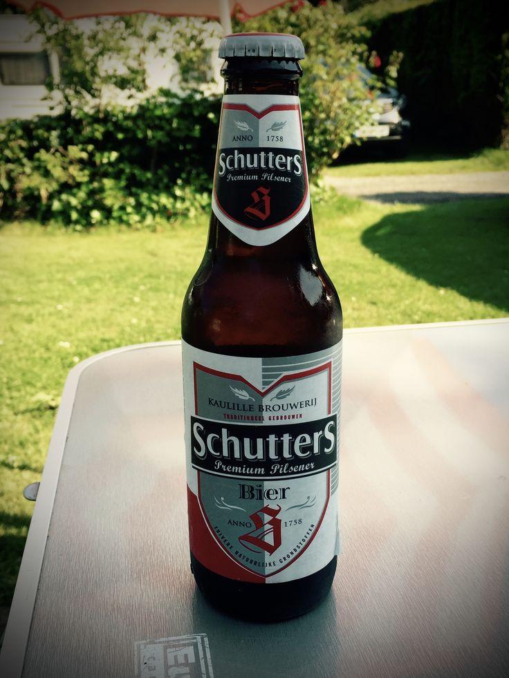 Schutters Pilsener (NL), Amsterdam, Juli 2016 #Bier #Biergarten #Durst #Prost