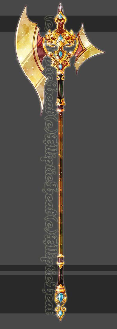 -WeaponAdoptable- RyokoWolf by EllipticAdopts.deviantart.com on @DeviantArt
