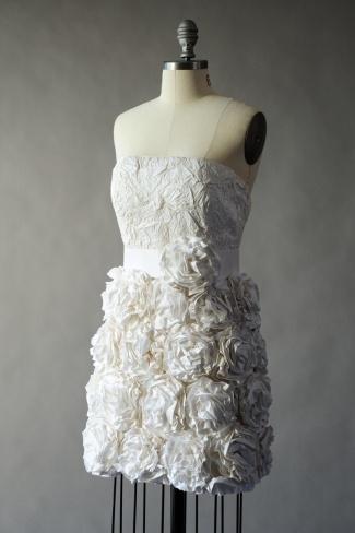 Karen Hendrix Couture Gallery - mywedding.com  Fun, Feminine, Flirty