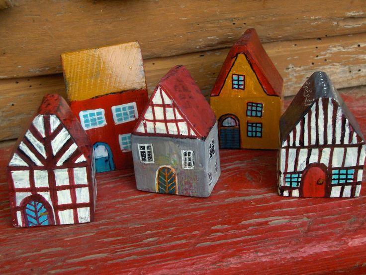 Kicsi házak