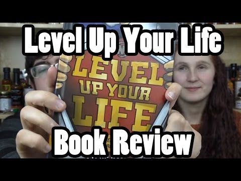 'Level up your life' book review by Steve Kamb, founder of Nerd Fitness - YouTube