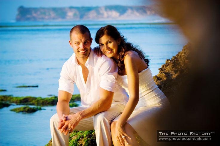 Pre-Wedding at Uluwatu Beach