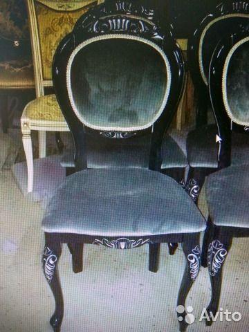 """Стулья от 3300, Столы от 11000 в зависимости от размера и цвета! Столы и стулья все из массива БУКА, никакой """"клеенки""""..Обеденные группы на """"любой вкус"""" разных форм (овал, полуовал, квадрат, круг..) и цветов (венге, орех, вишня, слоновая кость, белые, ч..."""