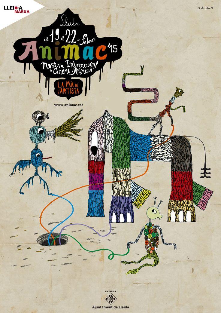 Ya comienza la muestra internacional de cine animado más importante de España ANIMAC