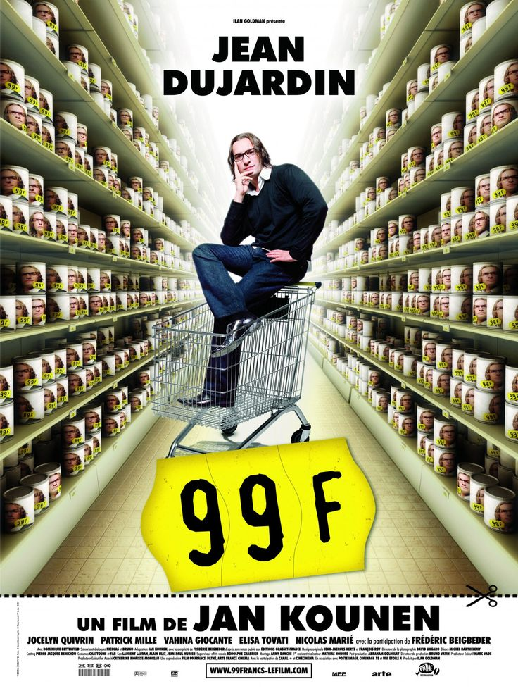 99 Francs great movie about adv world