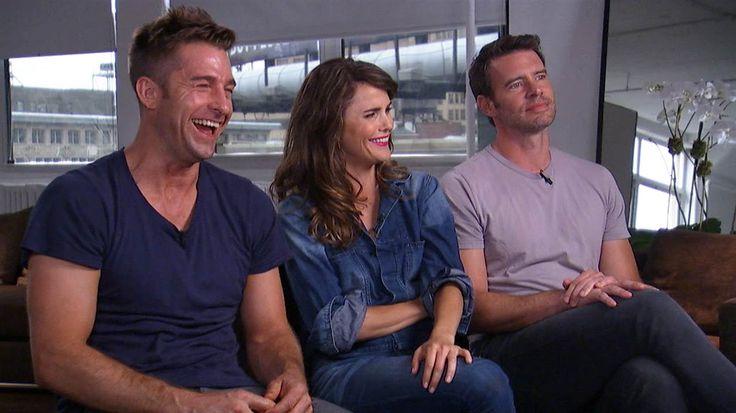 'Felicity' cast reunites to talk Ben vs. Noel — and that controversial haircut - TODAY.com