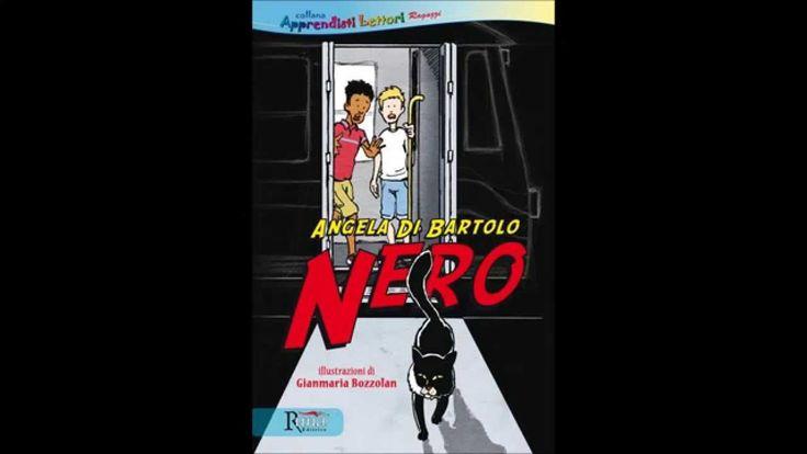 Booktrailer Nero di Angela Di Bartolo - Runa Editrice