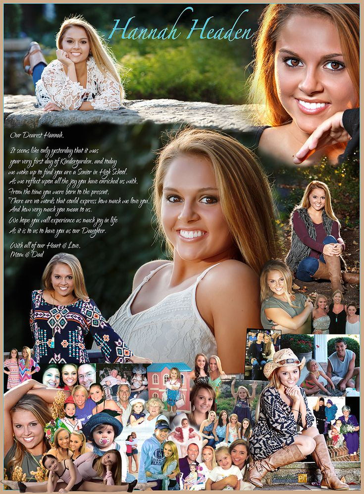 Senior Portrait Ideas / Senior Photography / High School Senior Photography…