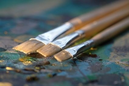 Do you have a brush you would like to salvage? This recipe cleans dried acrylic paint from brushes. I will try this!